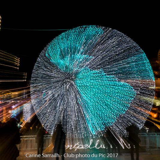 Les illuminations de Nol  Montpellier une de nos sortieshellip