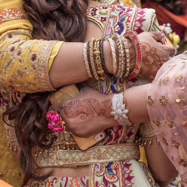 Un mariage indien ce sont des couleurs du blingbling deshellip