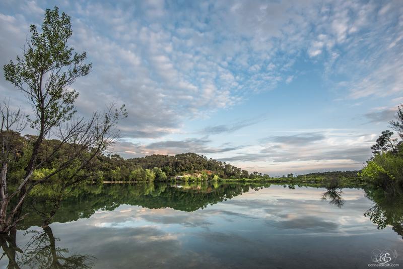 lac de céceles